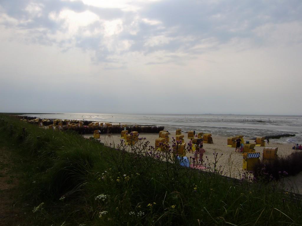Cuxhaven – Strandblick