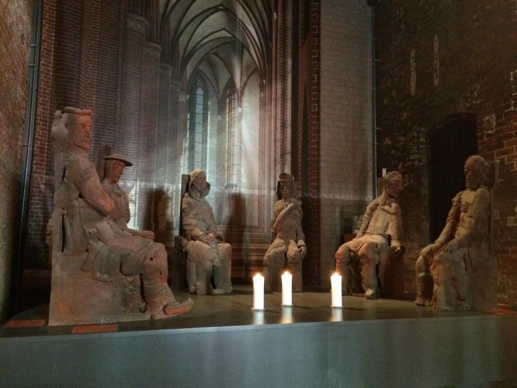 Installation Marienkirche