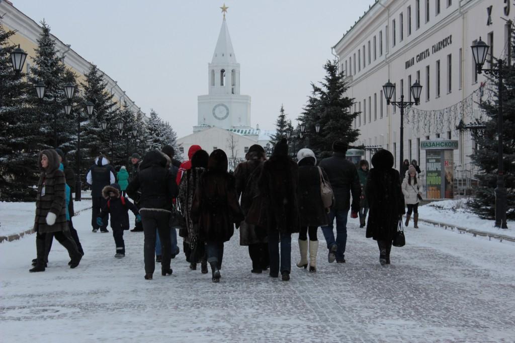 Pelz in Russland